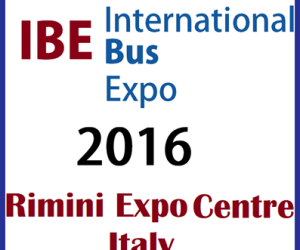 IBE, International Bus Expo 2016