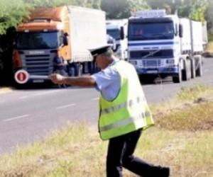 10 – 16 ottobre: settimana di controlli a tappeto sui camion in Europa!