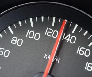 130 km/h in auto ? no con il camion!